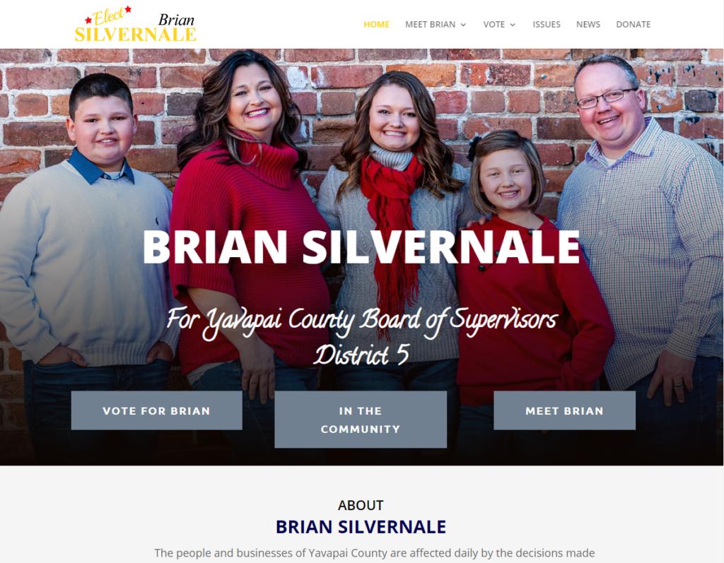 Elect Brian Silvernale