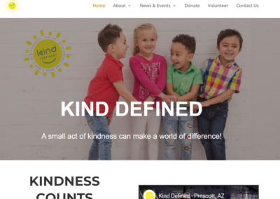 Kind Defined - KB Graphic and Web